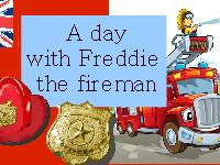 carre freddie the fireman