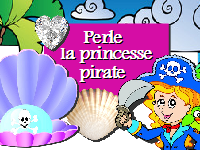 pearl la princesse pirate